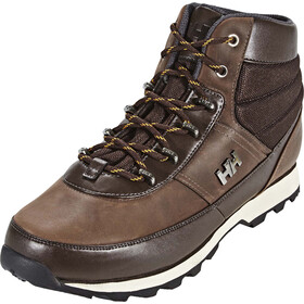 Helly Hansen Woodlands Scarpe Uomo, coffeee bean, natura